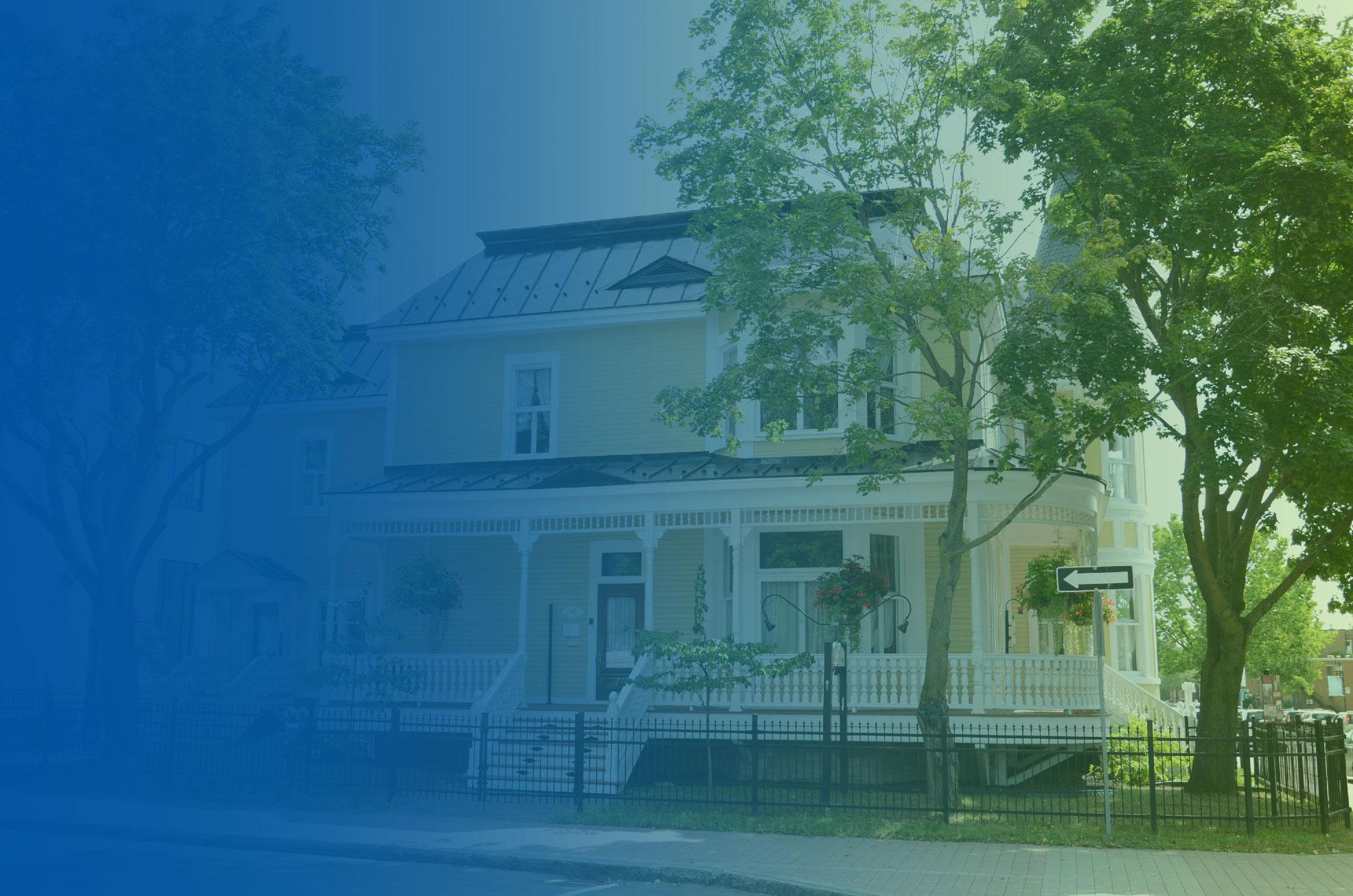 Maison Prévost à Saint-Jérôme - bureaux de la MRC de La Rivière-du-Nord